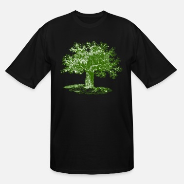 Tree Tree of Life - Men's Tall T-Shirt