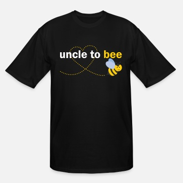 Bee Uncle To Bee - Men's Tall T-Shirt