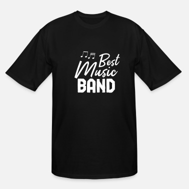 Band Bands Musician Marching Band School Band Music - Men's Tall T-Shirt