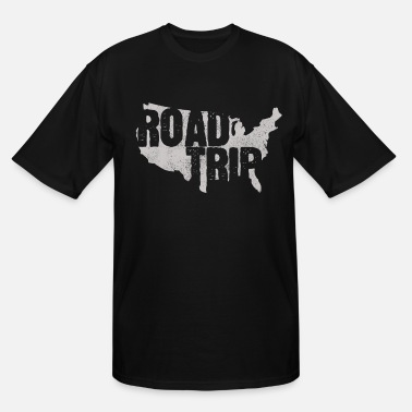 Trip Road Trip USA - Men's Tall T-Shirt