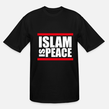 Arabia Islam gift Muslim faith Mosque - Men's Tall T-Shirt