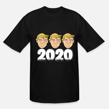 Trump 2020 Election Trump 2020 Election - Men's Tall T-Shirt
