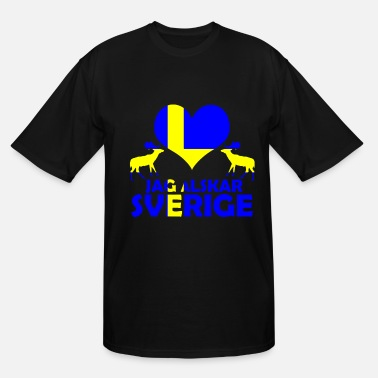 Scandinavia Sweden Culture - Men's Tall T-Shirt