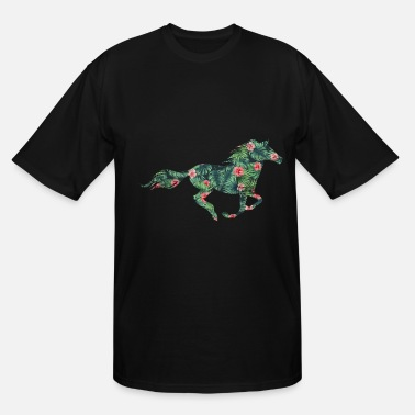 Gallop Horse Galloping - Men's Tall T-Shirt