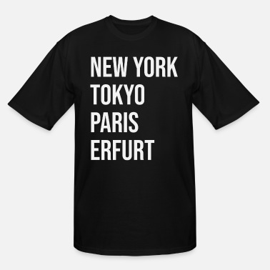 Erfurt Erfurt - Men's Tall T-Shirt
