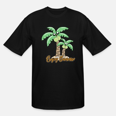 Palm Trees Palm trees - Men's Tall T-Shirt