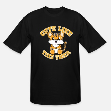 Cute Tiger Cute Tiger - Men's Tall T-Shirt