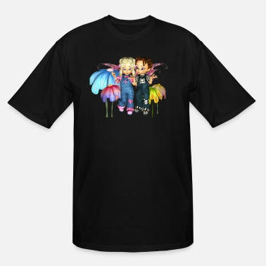 Kidz kidz - Men's Tall T-Shirt