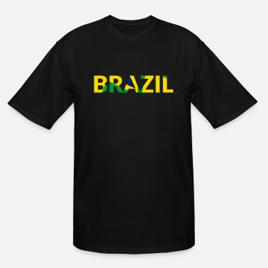 National Colors National Colors of Brazil - Men's Tall T-Shirt