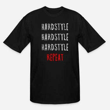 Hardstyle Hardstyle - Men's Tall T-Shirt