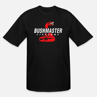 Logo BUSHMASTER Fire Arms logo - Men's Tall T-Shirt