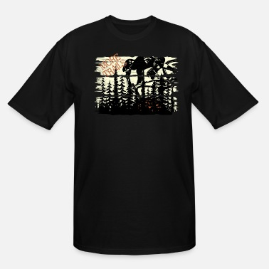 More Trails - Men's Tall T-Shirt