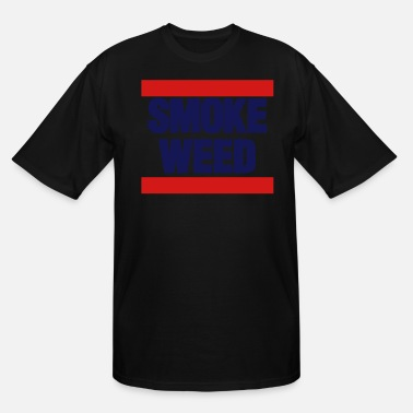 Smoke Weed SMOKE WEED - Men's Tall T-Shirt