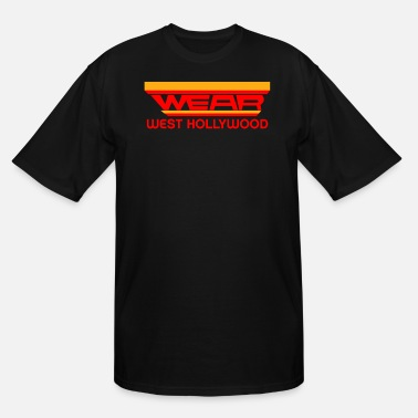 Wear wear - Men's Tall T-Shirt