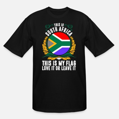 Africa This Is South Africa - Men's Tall T-Shirt