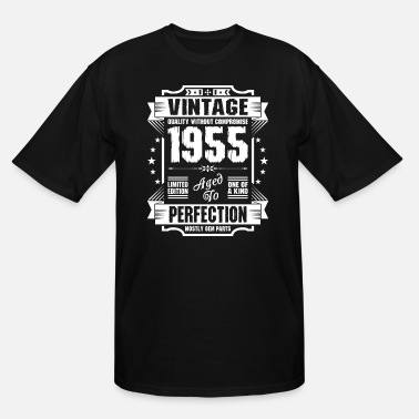Vintage 1955 Perfection - T-shirt grande taille Homme