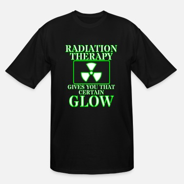 Chemo Radiation Therapy - Men's Tall T-Shirt