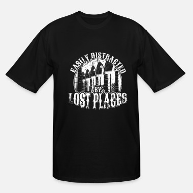 Lost Place Lost Place - Men's Tall T-Shirt