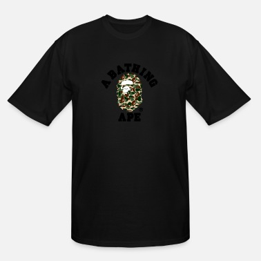 Ape BAPE A BATHING APE - Men's Tall T-Shirt