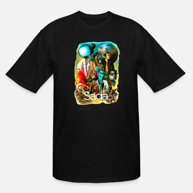 Saga saga - Men's Tall T-Shirt