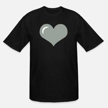 Cuore Cuore Love - Men's Tall T-Shirt