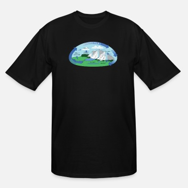 Cycle Water Cycle - Men's Tall T-Shirt