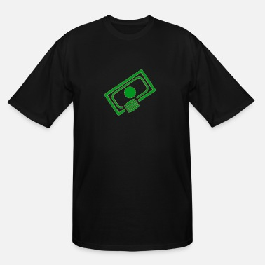 Dollar DOLLAR - Men's Tall T-Shirt