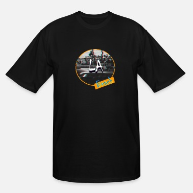LA Beach - Men's Tall T-Shirt