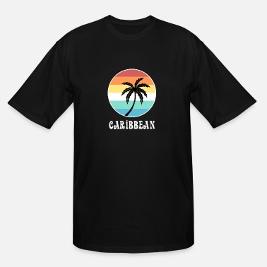 Caribbean Caribbean - Men's Tall T-Shirt
