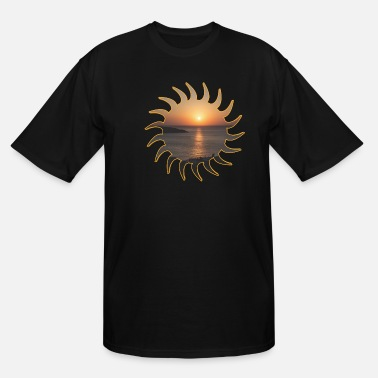 Deluxe Sunrise deluxe - Men's Tall T-Shirt
