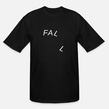 Free Fall FALL - In free fall - Men's Tall T-Shirt
