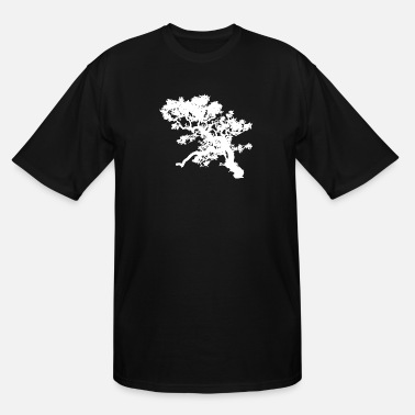 Bonzai Tree Bonzai Tree Small Nature Lovers Birthday Gift Tee - Men's Tall T-Shirt
