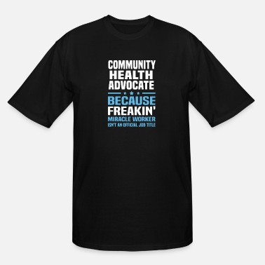 Community Community Health Advocate - Men's Tall T-Shirt