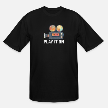 Playing Play it ON - Men's Tall T-Shirt