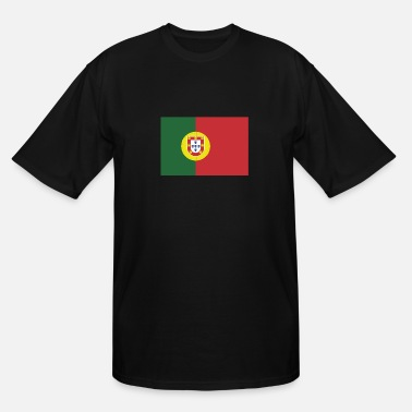 Portugal Flag of Portugal, Portugals flag, flag Portugal - Men's Tall T-Shirt