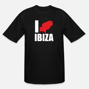 Kids I Love Ibiza T-shirt Holiday Spain Spanish Gift Top Trip Family Beach Party