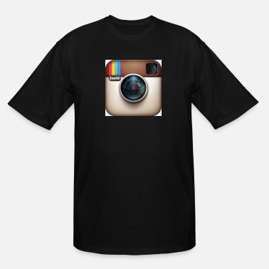 Instagram Instagram Photography Shirt - Men's Tall T-Shirt