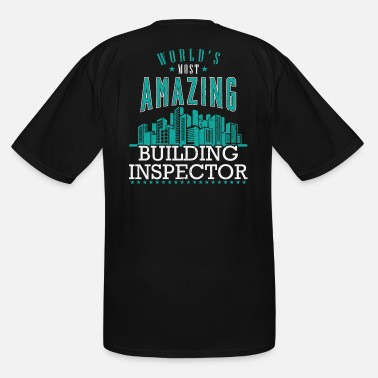 Building building inspector Architect Civil Engineer - Men's Tall T-Shirt