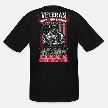 Military Army, Memorial Day, Military, Veterans Day - Men's Tall T-Shirt