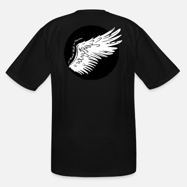 Right Wing WING RIGHT 02 - Men's Tall T-Shirt