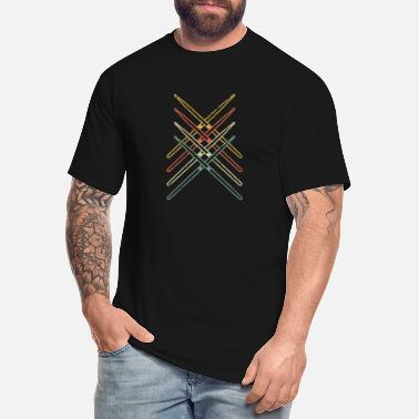 Drumsticks Drumsticks - Men's Tall T-Shirt