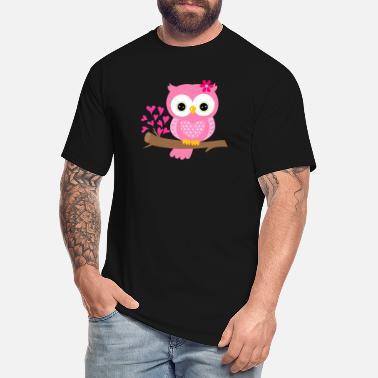 Wise Owl Shirt Owl Lover Gifts Wisdom Wise Owl Birds Women T-Shirt Pink Owl Crop Top Shirt Owls Pink Bird Bird tshirt Owl tshirt