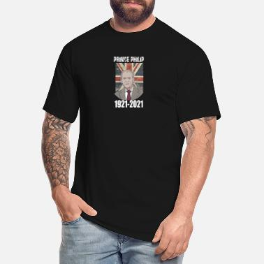 Northern Ireland Prince Philip - RIP 1921-2021 - Men's Tall T-Shirt