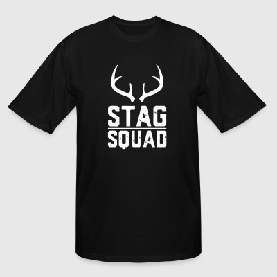 Stag Squad - Men's Tall T-Shirt