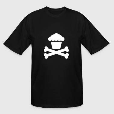 johnny cupcakes - Men's Tall T-Shirt