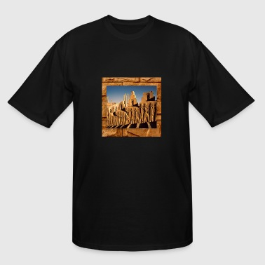 Persian Steeps - Men's Tall T-Shirt