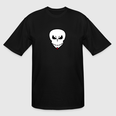 Ozone Skull Logo - Men's Tall T-Shirt