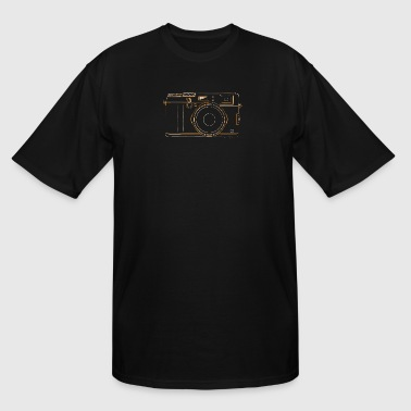 GAS - Fuji x100T - Men's Tall T-Shirt