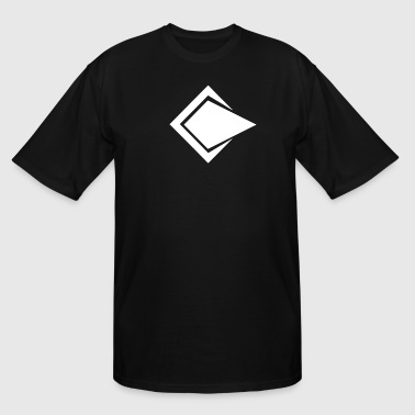 CAPELLA Symbol WHITE - Men's Tall T-Shirt