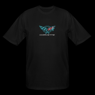 Chevrolet Corvette - Men's Tall T-Shirt